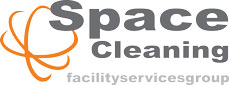 Space Cleaning Logo